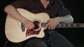 Learn Percussion Guitar - Lesson 03 - pt2