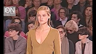 CERRUTI Fall 1999 2000 Paris - Fashion Channel