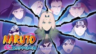 Naruto Shippuden Opening 16 | Silhouette (HD)