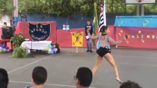 Festival de Talentos Escola Afonso Schmidt 2016