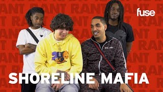 Shoreline Mafia Goes Off About Cartoons & Strip Clubs | Rant & Rave