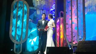 KimXi at PMPC Star Awards for Movies