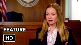 For The People (ABC) Featurette HD - Shondaland legal drama