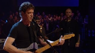 Lou Reed - Perfect Day - Later... with Jools Holland (2003) - BBC Two