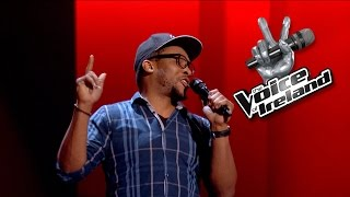 David Idioh - Stand By Me - The Voice of Ireland - Blind Audition - Series 5 Ep4