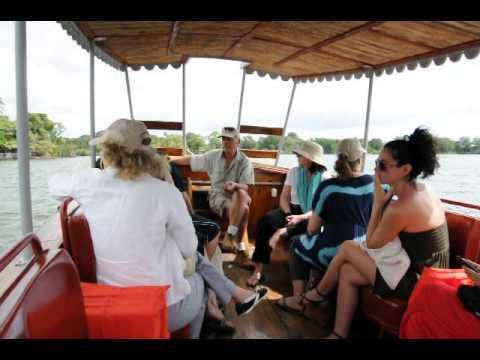 Lake Nicaragua sailing tour