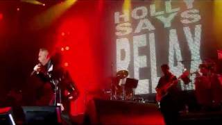 Frankie   Goes  To  Hollywood    --   Relax  ( Holly Johnson ) Official  Live  Video  HD