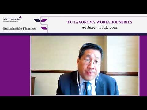 Keynote speech: The US Perspective – Eric Pan, President & CEO, ICI Global