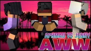 Falcon Claw University - Aww (Aphmau Music Video)