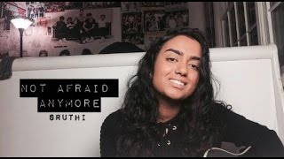 not afraid anymore by halsey (50 SHADES DARKER) cover - sruthi