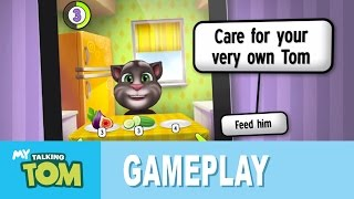 My Talking Tom - Gameplay Trailer