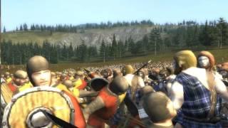 SABATON - Blood of Bannockburn(Napisy PL)  Medieval 2 total war