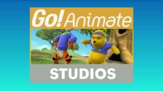 My Friends Tigger And Pooh Credits Goanimate Studios Version