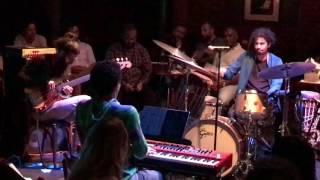 Deep Funk Session at Bourbon Street, july 2017