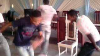 banda s.d.c em a dança das calças rasgadas