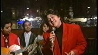 JARDA GADZOR (ZÁVANY KULICKA) V KHAMORU V LIBNI 1995 .SLOŽILY BAGAROVCI  Z BRNA