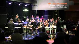 William Paterson University Jazz Orchestra at Dizzy's on 3.7.16