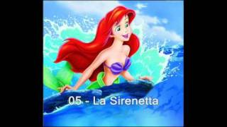 La Sirenetta - Colonna Sonora Originale - 05 La sirenetta