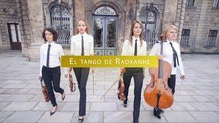 """Chilla Quartet - """"El tango de Roxanne"""""""