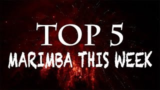 Latest iPhone Ringtone - Top 5 Marimba of this Week