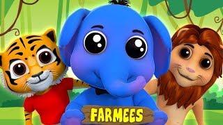Best Kids Songs & Nursery Rhymes   Kindergarten Cartoon Videos For Children   Farmees