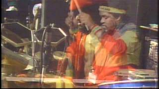 Black Uhuru - Reggae Sunsplash (London,1984)