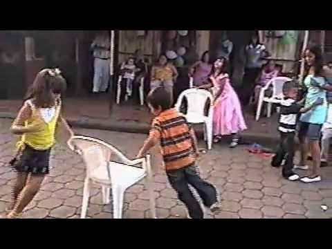 Fiesta De Cumpleanos En Corinto Nicaragua Parte 2