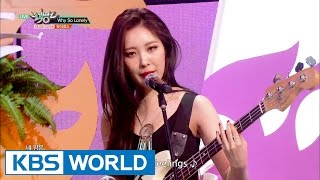 Wonder Girls (원더걸스) - Why So Lonely [Music Bank COMEBACK / 2016.07.08] width=