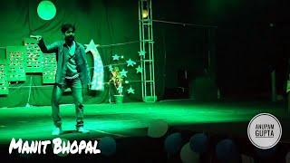 Solo Dance Cover   Ye Jo Teri Payalon Ki Chan    Anupam Gupta   Manit Bhopal