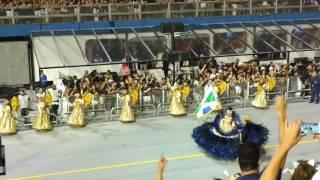 VILA MARIA - MESTRE SALA E PORTA BANDEIRA Desfile 2017