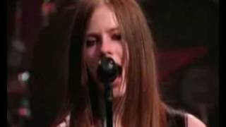 Avril - things i'll never say - acoustic- AMAZING!!!!