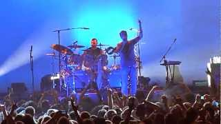 """System of a Down - """"Chop Suey"""" Live (HD) at the Verizon Center in Washington D.C. - 8/7/2012"""