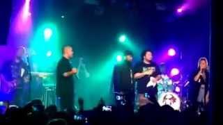 The Green, J Boog, Eli Mac and Peetah Morgan live in San Fr