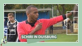Schiri beim verrückten Derby in Duisburg I ZwWdF