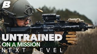 NIELS & RIJK VALLEN TERRORISTEN SCHUILPLAATS BINNEN | UNTRAINED ON A MISSION NEXT LEVEL