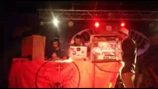 Blem gangalee - Mantrik dub live in louie louie(dubandalus party)