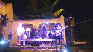 After Eight - Uptown Funk / Mark Ronson feat. Bruno Mars (Cover) - Live Ortezzano 2015!!!