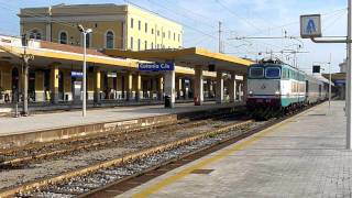 Old & New at Catania Centrale