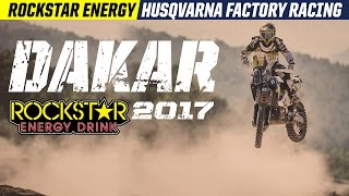 2017 Dakar | Rockstar Energy Husqvarna Factory Racing