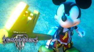 Kingdom Hearts III - Official Opening Movie | Hikaru Utada, Skrillex