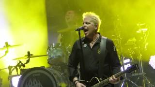 The Offspring The Kids Aren't Alright  Live Market Sound Milano 13 6 2016
