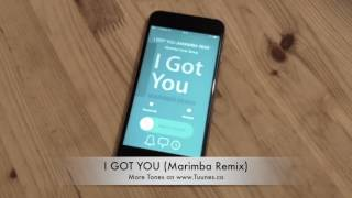 I Got You Ringtone (Bebe Rexha Tribute Marimba Remix Ringtone) • For iPhone & Android