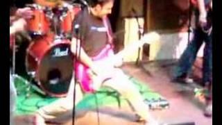 ENTREVARIOS_Presentación banda (live)