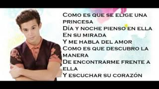 Soy Luna - Princesa (Karaoke)