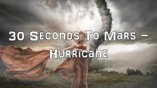 30 Seconds to Mars - Hurricane [Acoustic Cover.Lyrics.Karaoke]