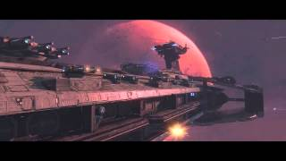 Star Conflict Dreadnoughts feat. Terminator Genisys OST