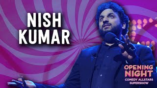 Nish Kumar - 2016 Opening Night Comedy Allstars Supershow