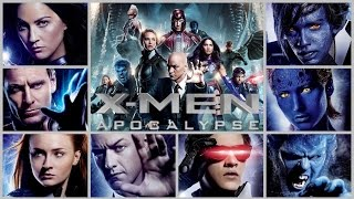 Clairity - Don't Panic (MockingjayFilms Rework) - X-Men: Apocalypse ost Available Now