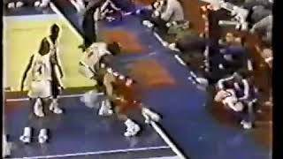 1989: Charles Barkley 43pts at MSG (behind-the-back pass to Gminski)