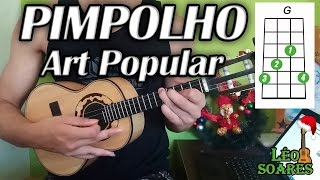 "Vídeo Aula ""Pimpolho"" no Cavaco - Art Popular - Léo do Cavaco"